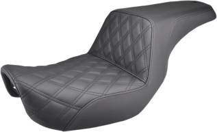 Saddlemen Step-Up Diamond Stitched Seat