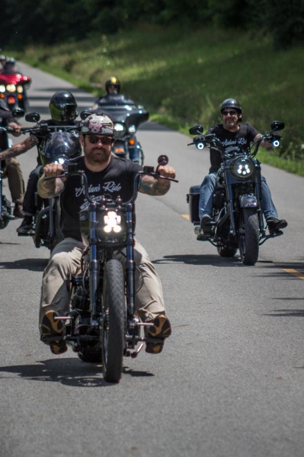 Aidan's Ride Virginia 9 deadbeatcustoms