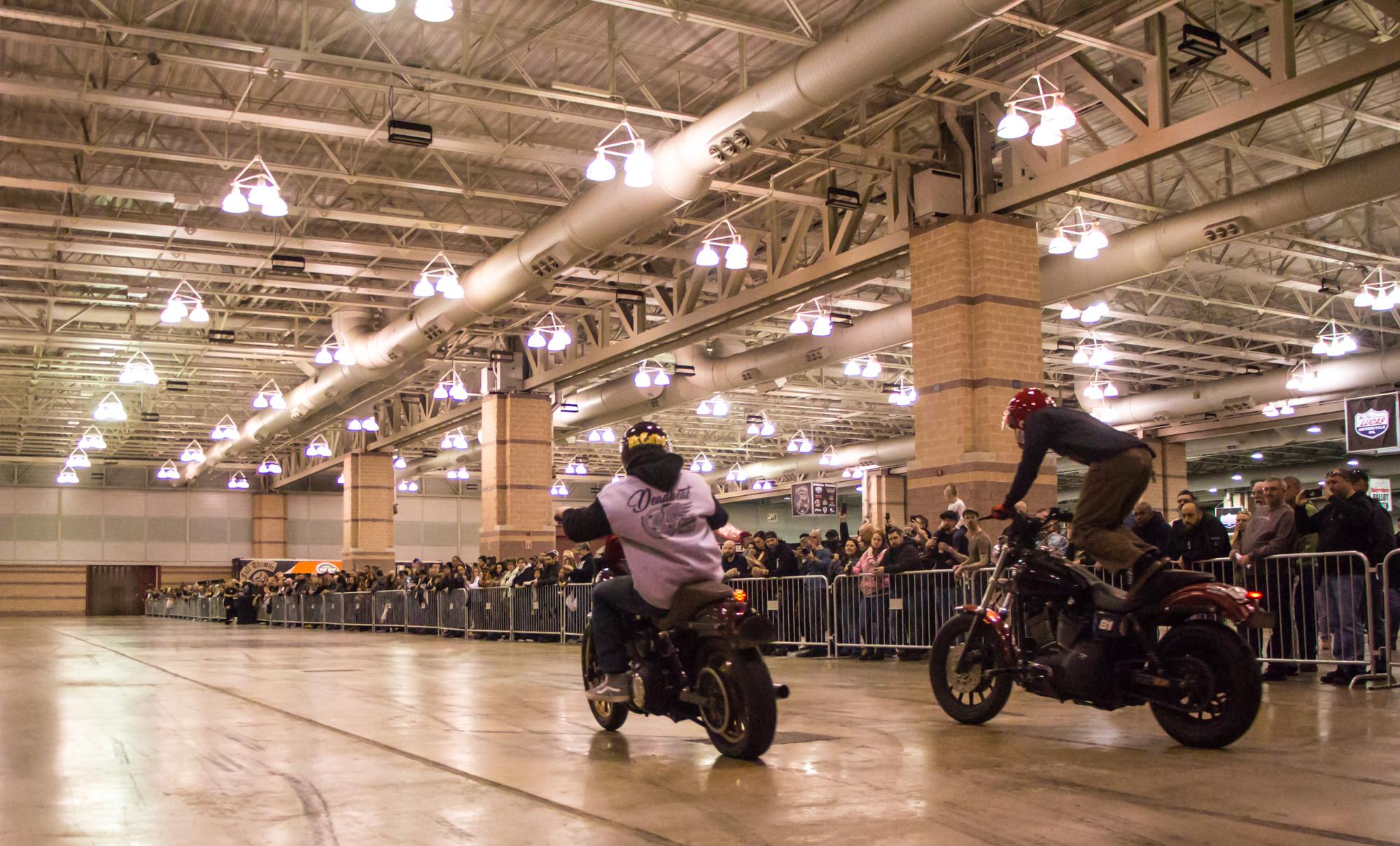 Easyriders Show Atlantic City NJ Deadbeat Customs Blog - Car show atlantic city 2018