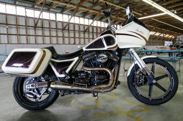Hotbike FXR Dyna Show_
