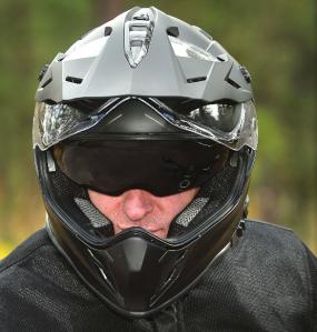 Range Dual Sport Helmet